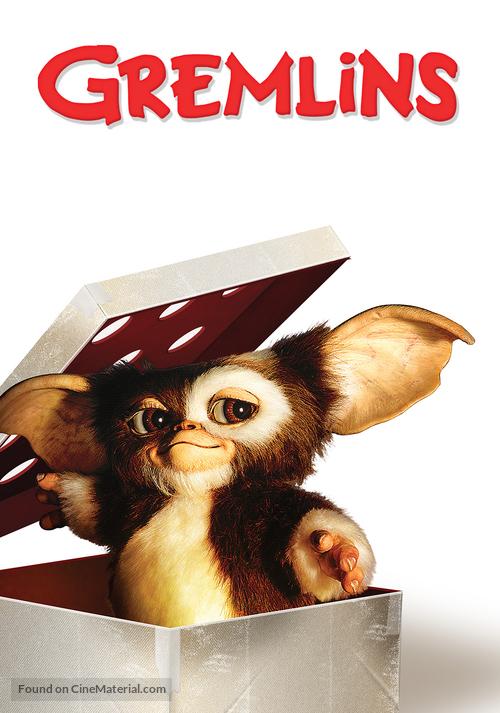 Gremlins - Blu-Ray movie cover