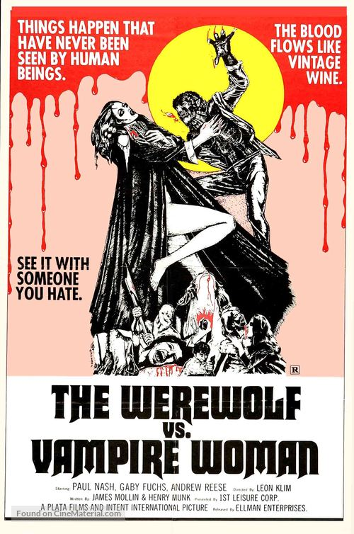 La noche de Walpurgis - Movie Poster