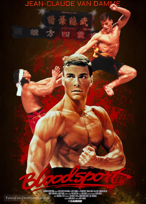 Bloodsport - Movie Poster