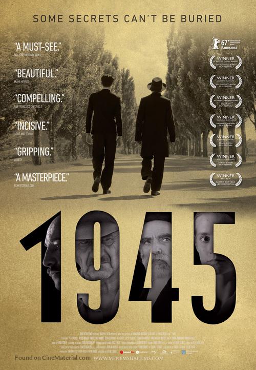 1945 - Movie Poster