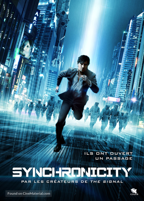 Synchronicity - French DVD movie cover