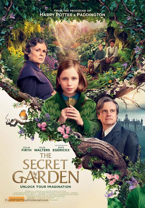 The Secret Garden - Australian Movie Poster