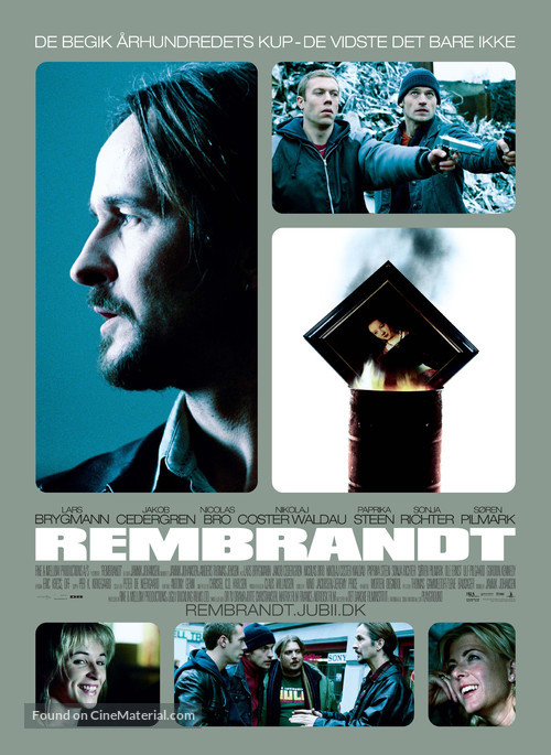 Rembrandt - Danish Movie Poster