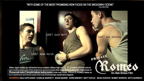 Private Romeo - Movie Poster
