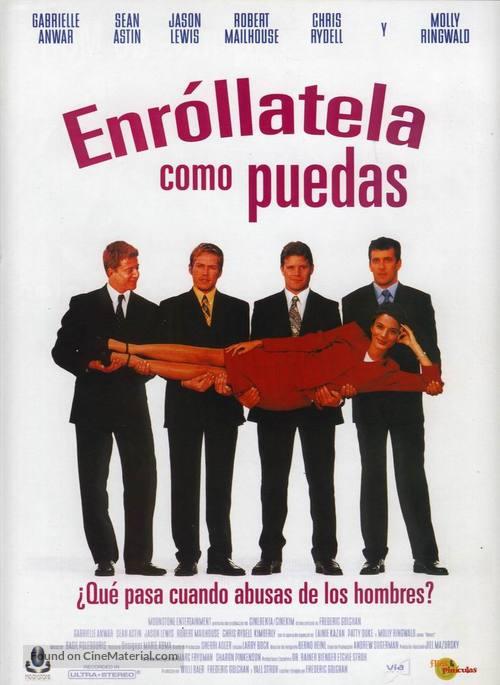 Kimberly - Spanish poster
