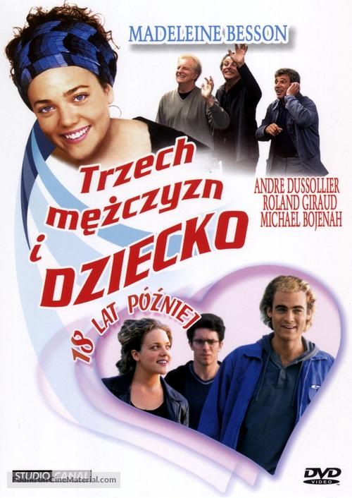 18 ans après - Polish Movie Cover