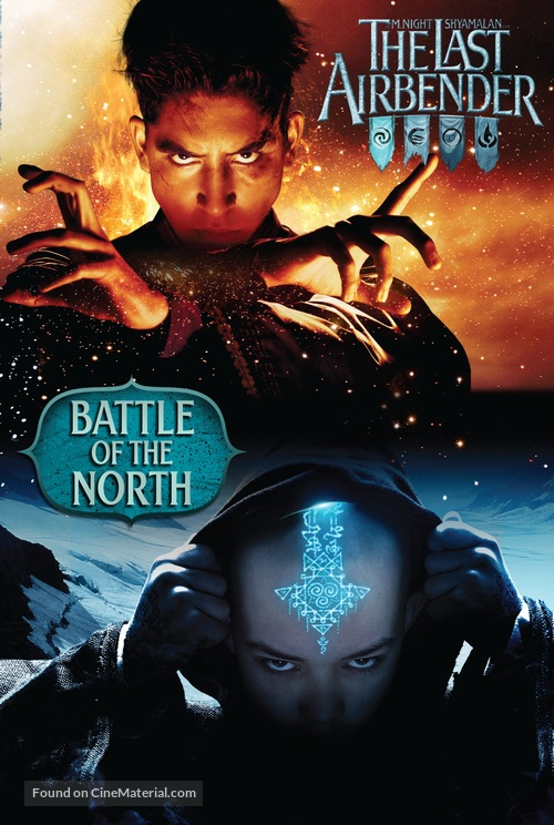 The Last Airbender 2010 Movie Poster