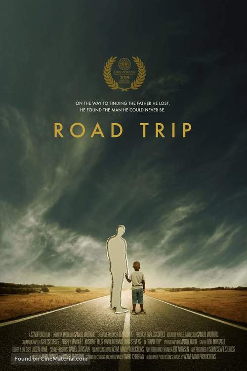 Road Trip - Movie Poster