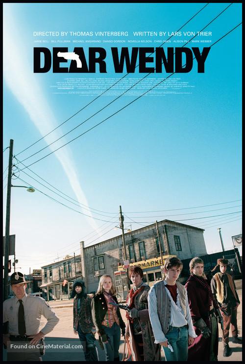 Dear Wendy - Danish Movie Poster