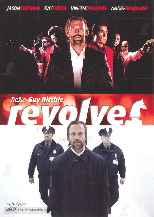 Revolver - Czech Movie Cover