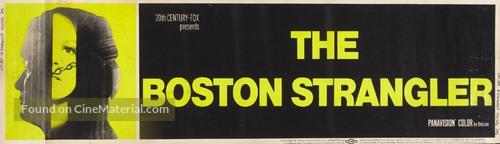 The Boston Strangler - Movie Poster