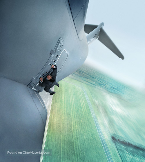 Mission: Impossible - Rogue Nation - Key art