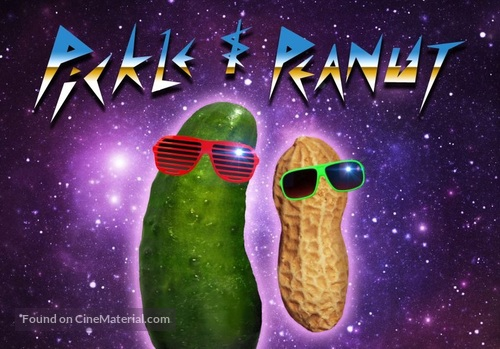 """Pickle & Peanut"" - Movie Poster"
