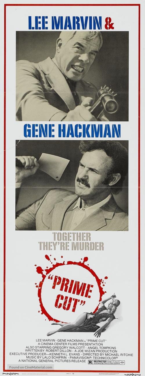 Prime Cut - Movie Poster