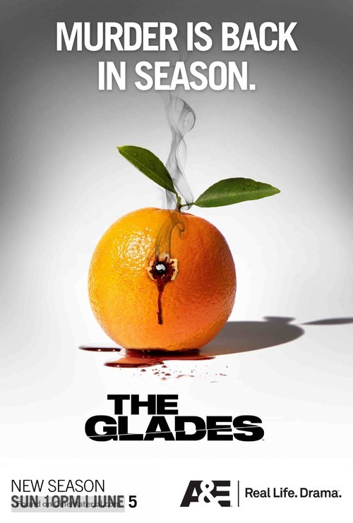 """""""The Glades"""" - Movie Poster"""