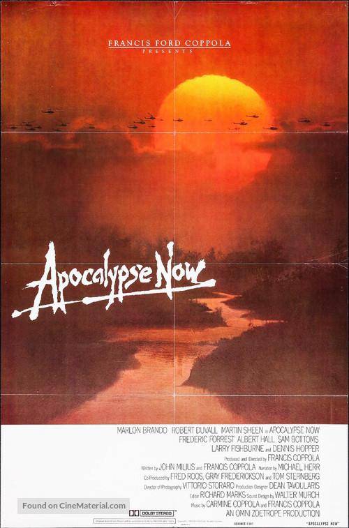 Apocalypse Now - Movie Poster