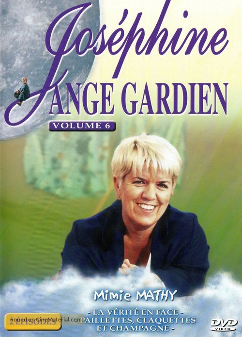 """""""Joséphine, ange gardien"""" - French DVD cover"""