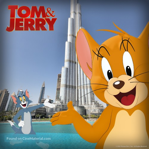Tom and Jerry -  poster