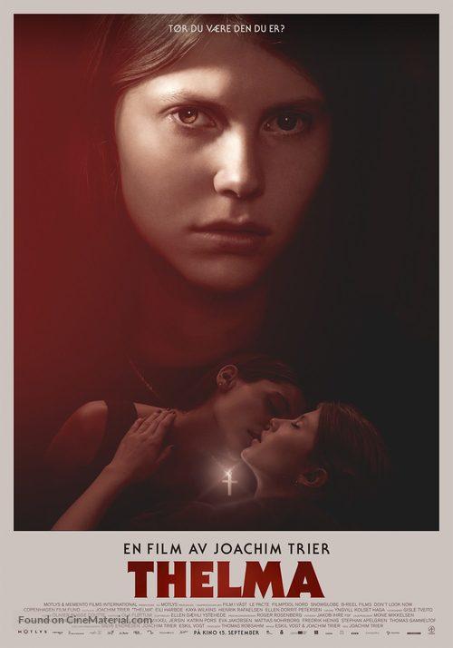 Thelma - Norwegian Movie Poster