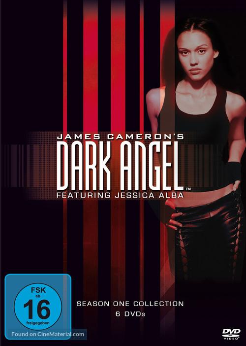 """""""Dark Angel"""" - German DVD movie cover"""