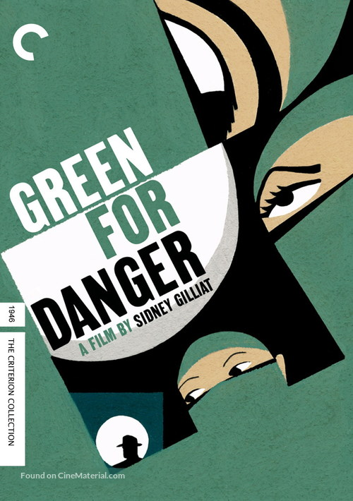 Green for Danger - DVD movie cover