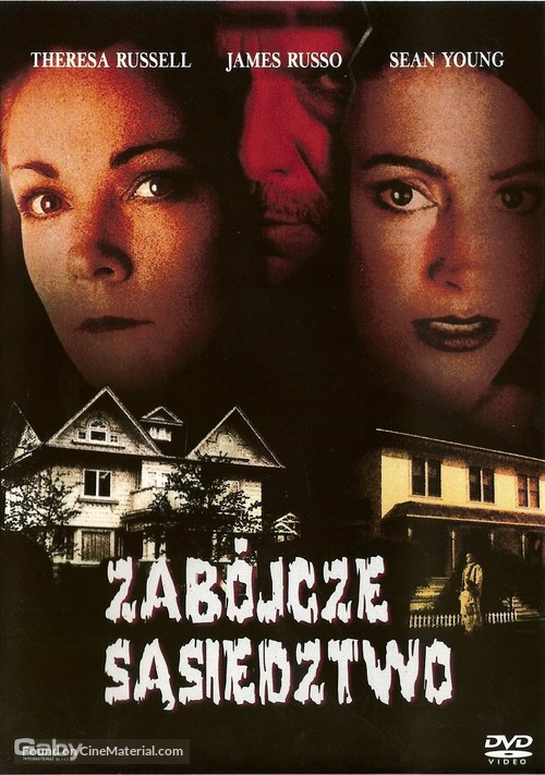 The House Next Door - Polish Movie Cover