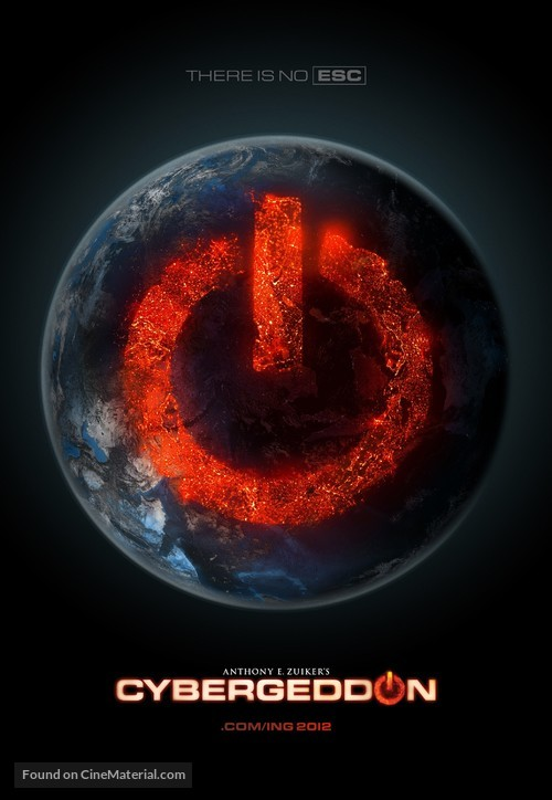 """Cybergeddon"" - Movie Poster"