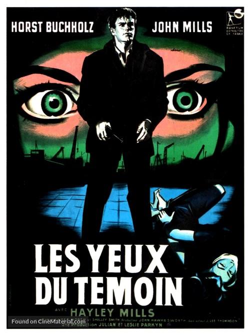 Tiger Bay - French Movie Poster