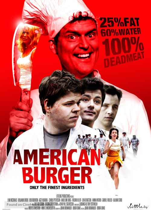 American Burger - Movie Poster