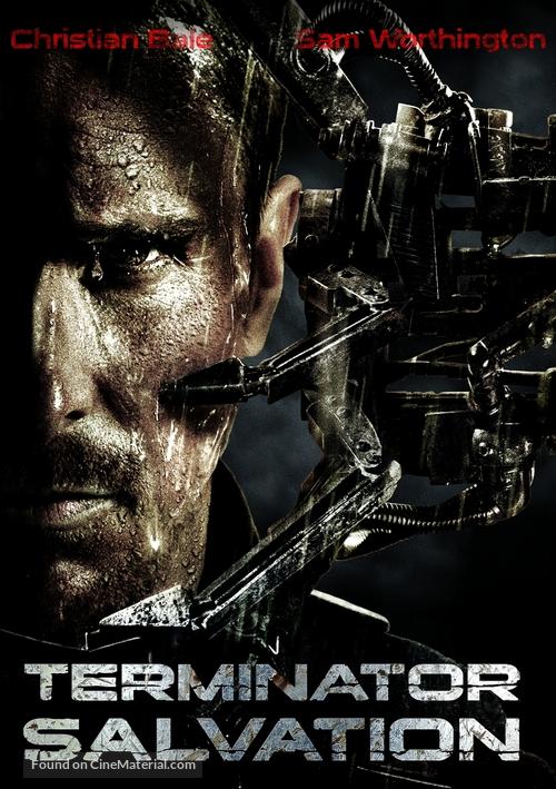 Terminator Salvation 2009 Movie Poster