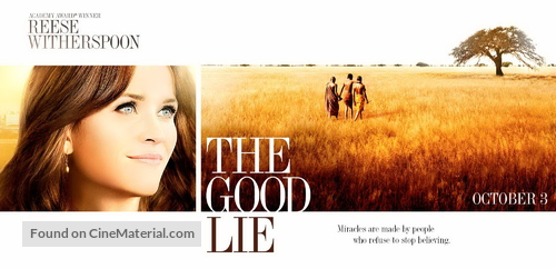 The Good Lie - Movie Poster