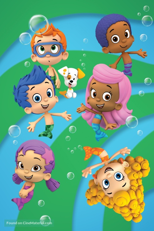"""Bubble Guppies"" - Key art"