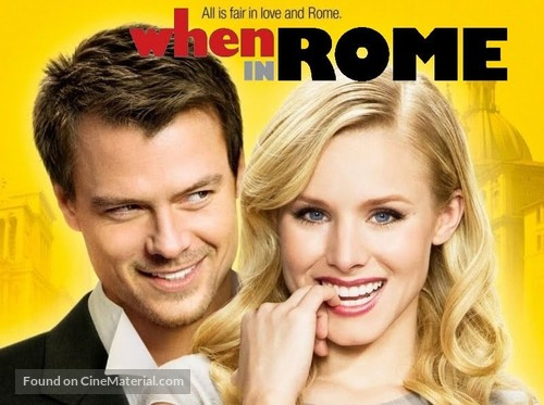 When in Rome - Movie Poster