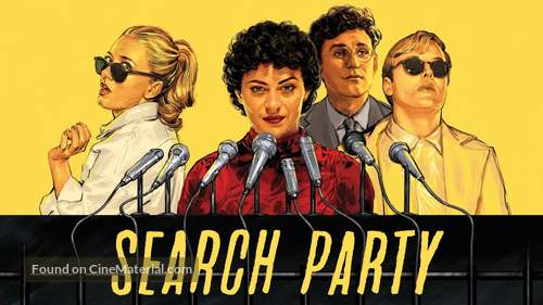 """Search Party"" - Movie Cover"