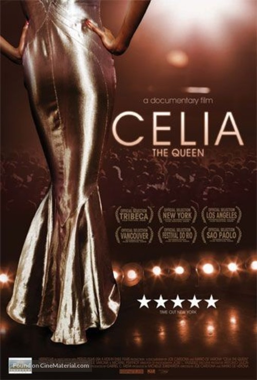 Celia: The Queen - Movie Poster