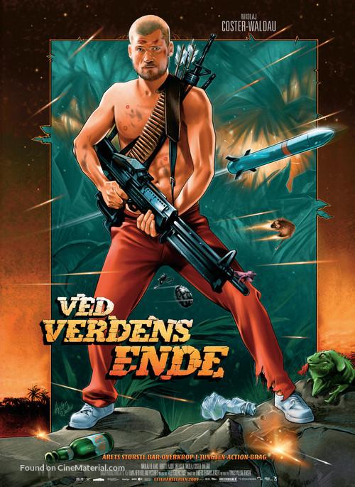 Ved verdens ende - Danish Movie Poster