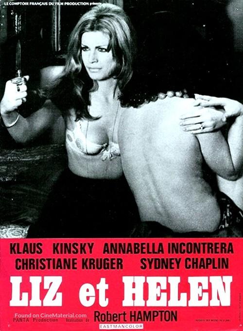 A doppia faccia - French Movie Poster