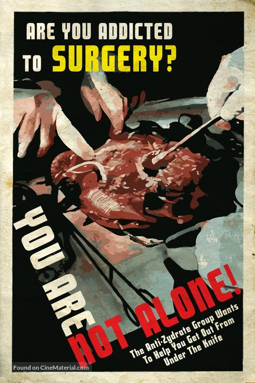 Repo! The Genetic Opera - Movie Poster