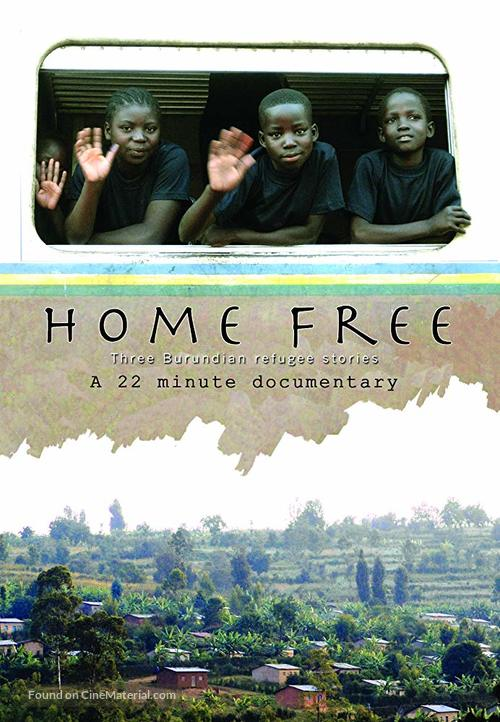 Home Free - Canadian Movie Poster