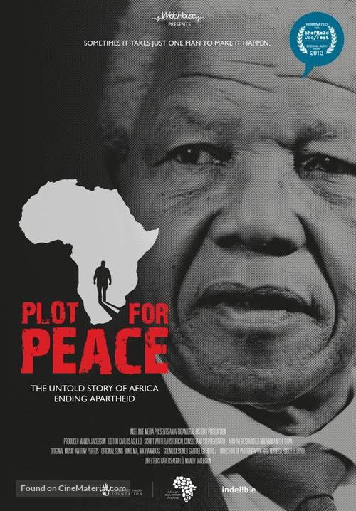 Plot for Peace - Movie Poster