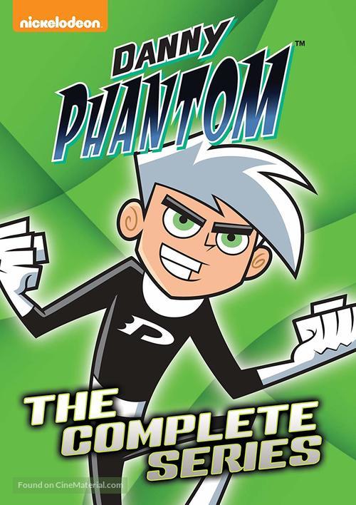 """""""Danny Phantom"""" - Movie Cover"""