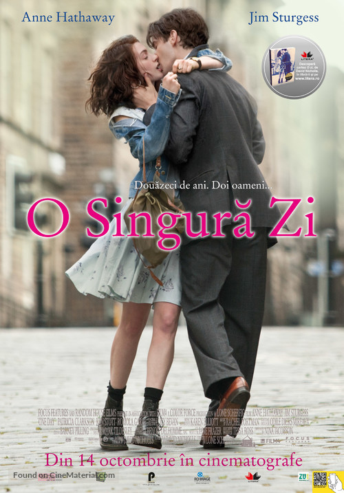 One Day - Romanian Movie Poster