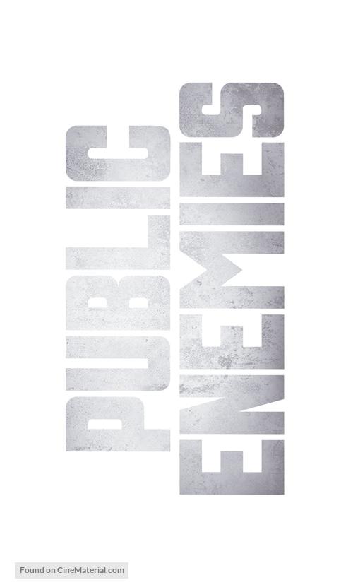 Public Enemies - Logo