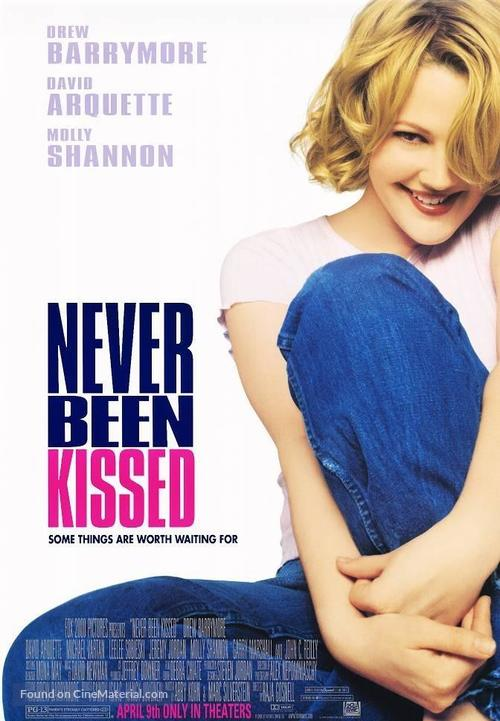 Never Been Kissed - Movie Poster