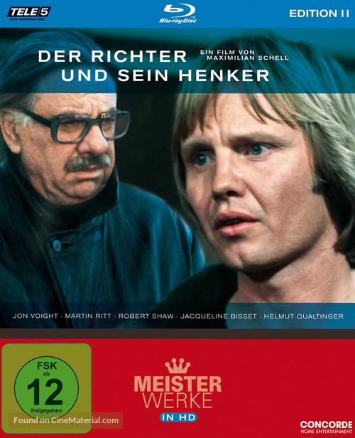 Der Richter und sein Henker - German Movie Cover