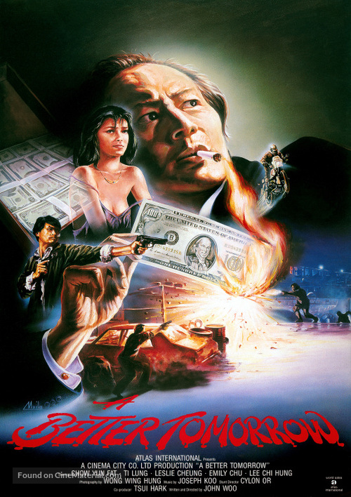 Ying hung boon sik - Movie Poster
