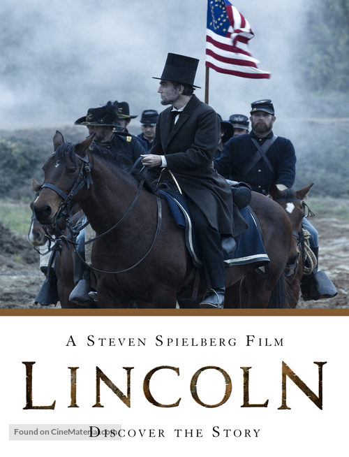 Lincoln - Movie Poster