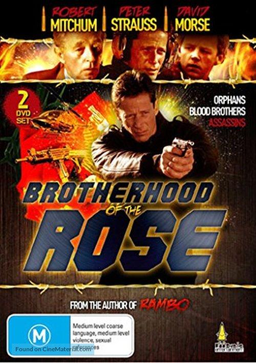 """Brotherhood of the Rose"" - Australian Movie Cover"