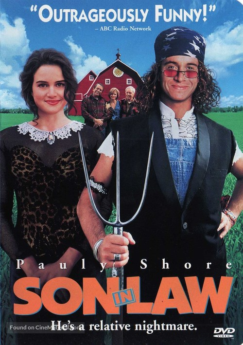 Son in Law - DVD movie cover
