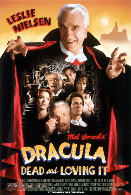 Dracula: Dead and Loving It - Movie Poster